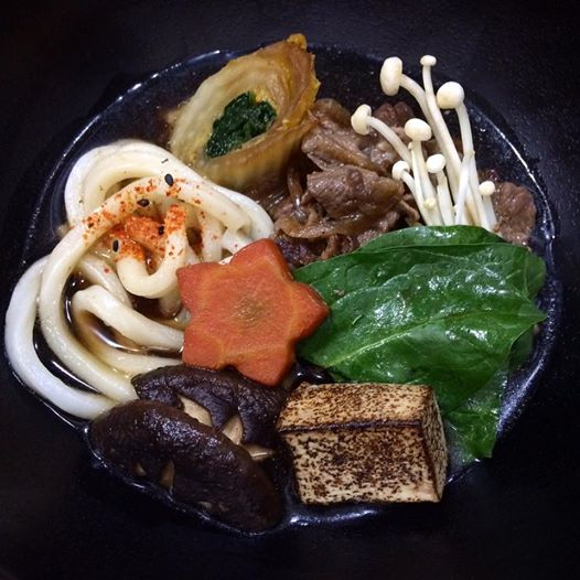 Sukiyaki de Wagyu