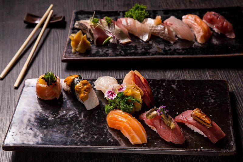 Festival do sushi no Toro Sushi