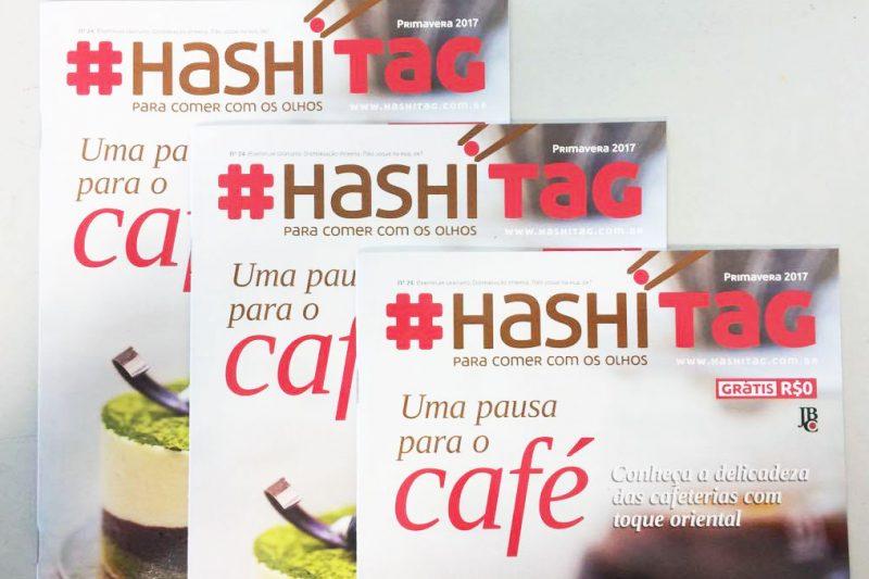 Edição #24 da Revista Hashitag