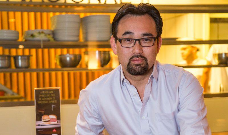 Palestra com Jun Sakamoto em Curitiba