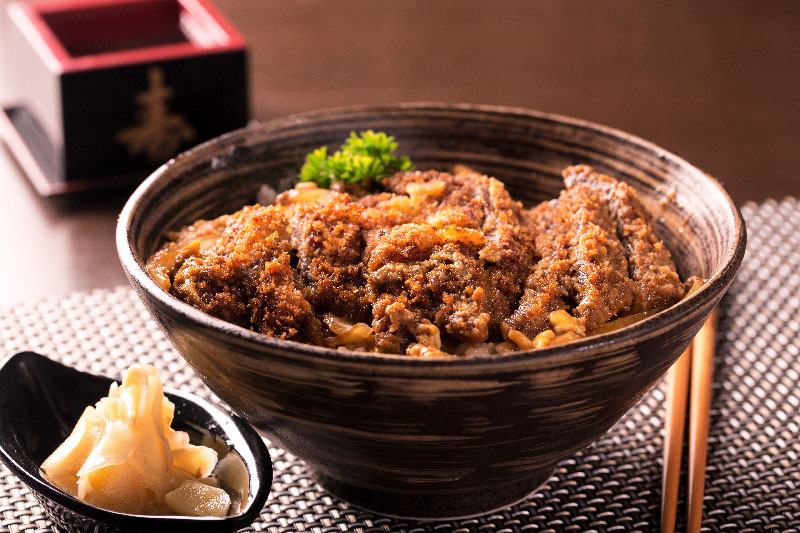 gyudon sushi Osawa