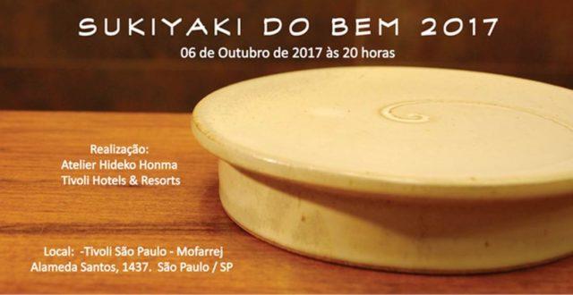 Sukiyaki do Bem 2017