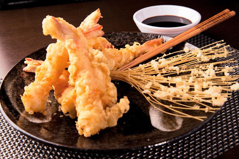 'Clientes estão curiosos para conhecer pratos como o tempurá feito da forma tradicional'
