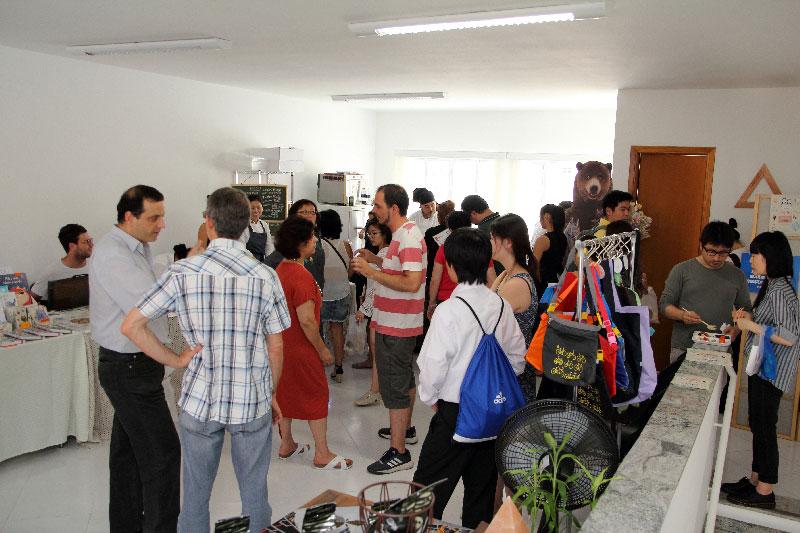 1ª edição do evento Daiji Ni em São Paulo - Daiji Ni em São Paulo