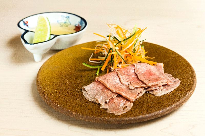 Wagyu Hiyashi Shabu-Shabu