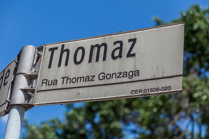 restaurantes da Thomaz Gonzaga
