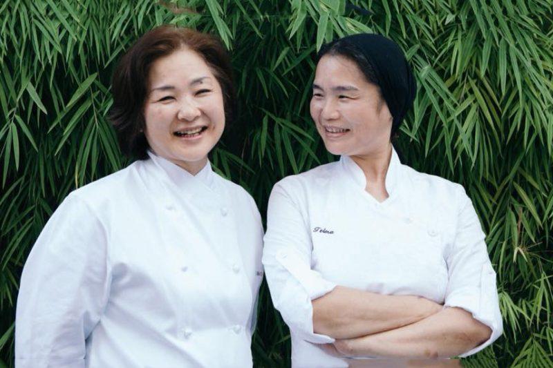 Encontro de chefs: Telma Shiraishi e Saiko Izawa