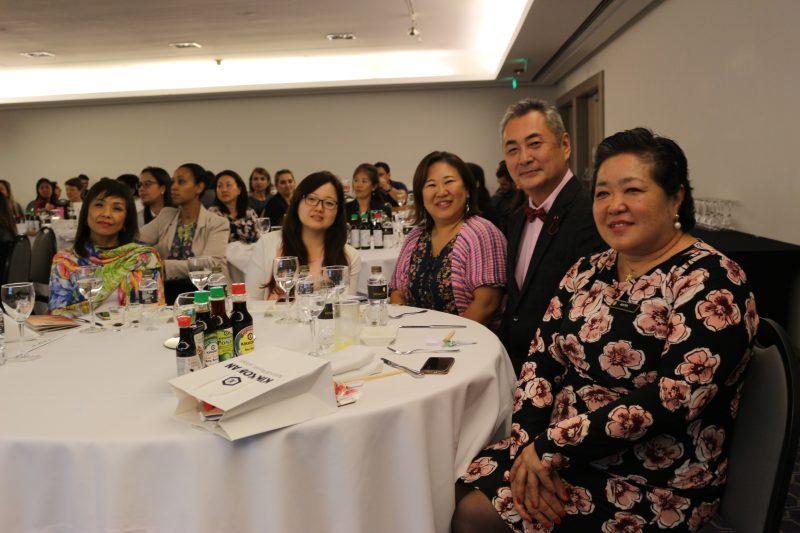 Evento em homenagem à imigração japonesa no Brasil