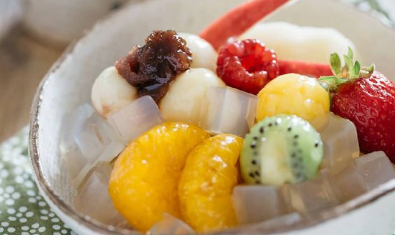 Receita: Anmitsu, a sobremesa refrescante