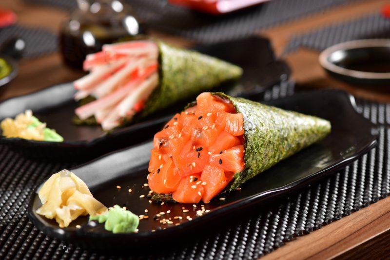 15ª Oficina de Comida Japonesa Caseira – temaki e mais 5 pratos