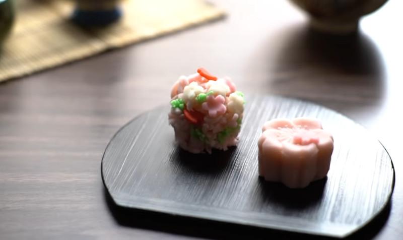 Vídeo: Como as sobremesas japonesas são feitas