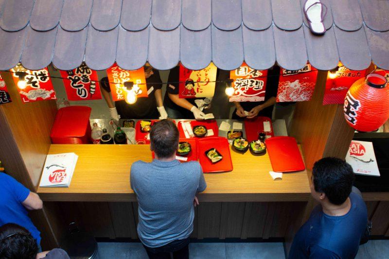 Restaurante Eat Asia