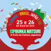 Gastronomia e cultura japonesa no 13º Bunka Matsuri
