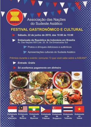 Festival Gastronômico e Cultural do Sudeste Asiático
