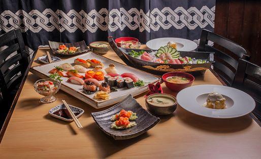 Restaurante Hideki menu de dia dos namorados 2019
