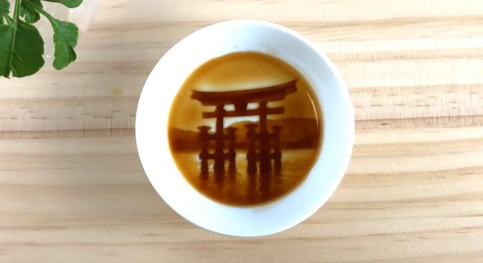 pratos com pintura escondida_torii2