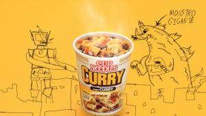 Cup Noodles na CCXP19