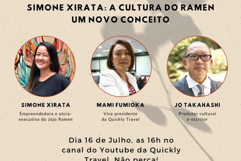 Live: A cultura do Ramen – Um novo Conceito