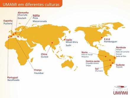 Veja em que pratos mais se sente o gosto umami na culinária de países do mundo todo