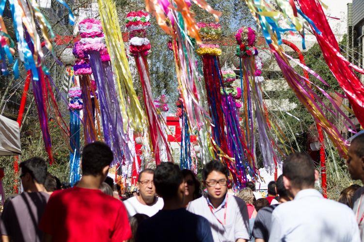 Tanabata Matsuri Liberdade