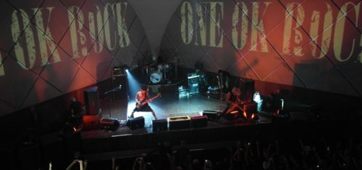 One Ok Rock no Brasil