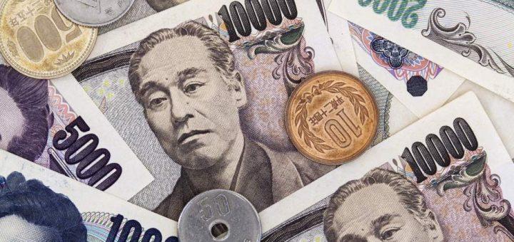 Conheça as notas de iene