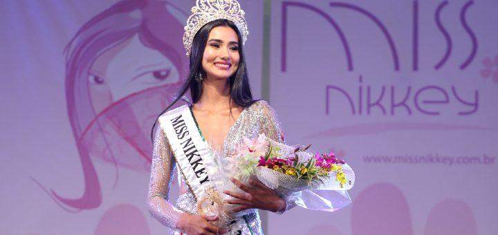 Vencedoras do Miss Nikkey Brasil 2019