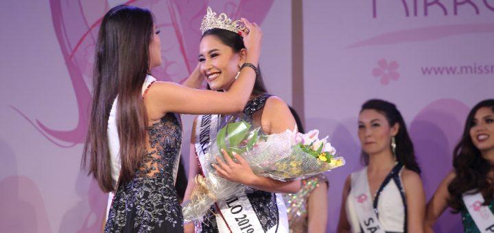 Vencedoras do Miss Nikkey São Paulo 2019