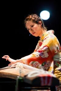 Ko Kakinokihara toca koto desde os 5