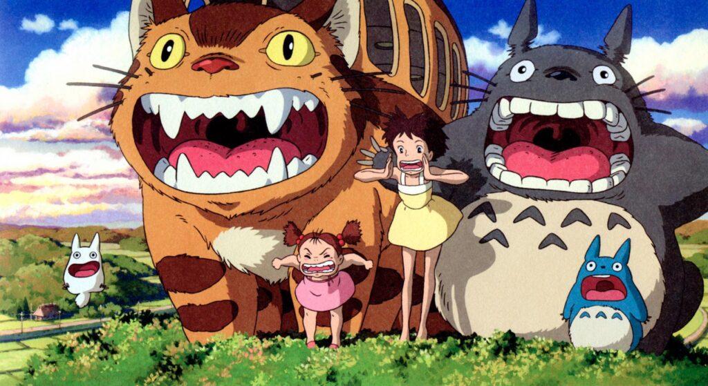 (Tonari no Totoro) de Hayao Miyazaki. Com Hitoshi Takagi, Noriko Hidaka, Chika Sakamoto. Japão, 1988. 86min, digital.