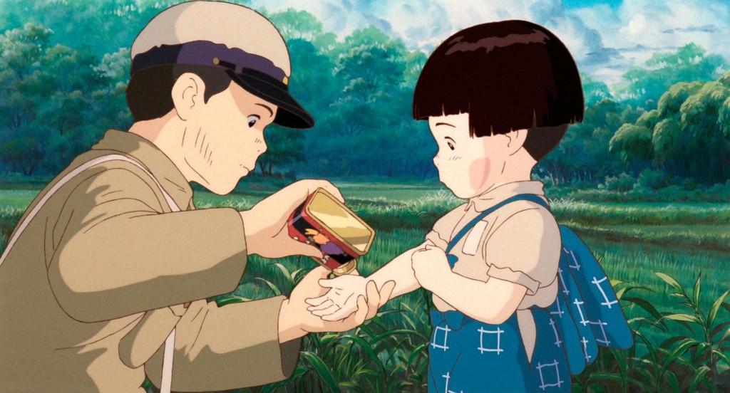 (Hotaru no haka) de Isao Takahata. Com Tsutomu Tatsumi, Ayano Shiraishi, Akemi Yamaguchi. Japão, 1988. 89min, digital.