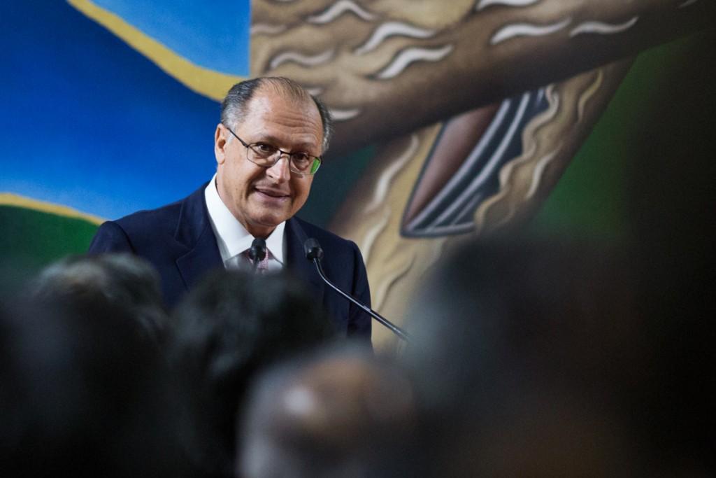 O governador de São Paulo, Geraldo Alckmin destaca a influência dos imigrantes japoneses no Brasil
