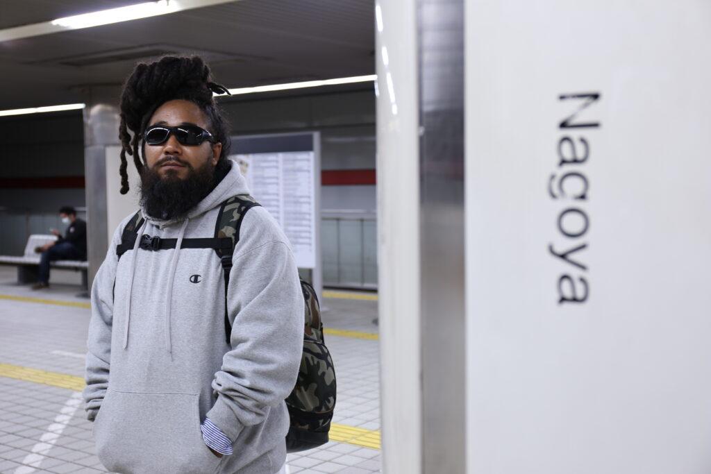 Shin, rapper brasileiro residente em Nagoya