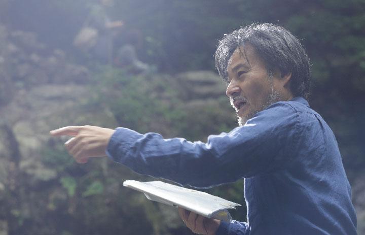 Kiyoshi Kurosawa adaptou o romance Kishibe no Tabi (de Kazumi Yumoto) para as telonas