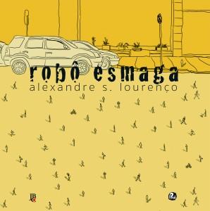 Robo Esmaga Capa.indd