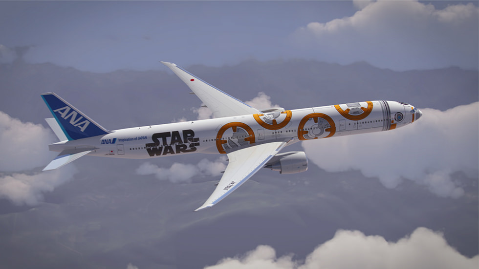 BB-8 ANA Jet deve ser lançado em março de 2016