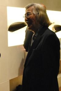 O artista japonês Yutaka Toyota participa da exposição no Tivoli