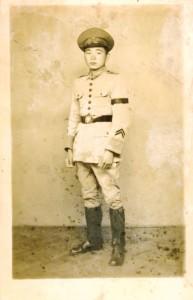 """Ojima; """"Tinha gente no Exército que não gostava de filhos de japoneses"""""""