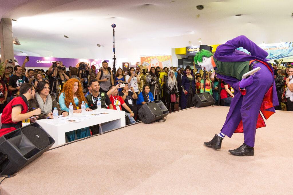 Os melhores cosplays da CCXP 2015, no palco da Editora JBC