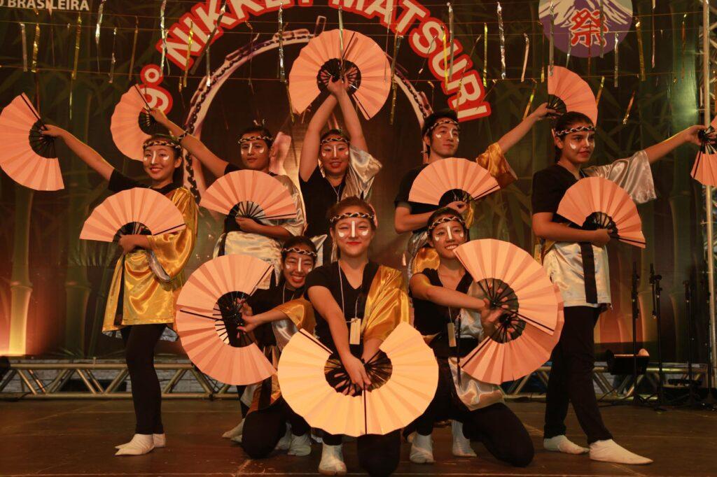 Nikkey Matsuri acontece nos dias 12 e 13 de março de 2016