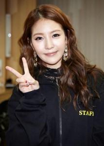 Cantora coreana BoA