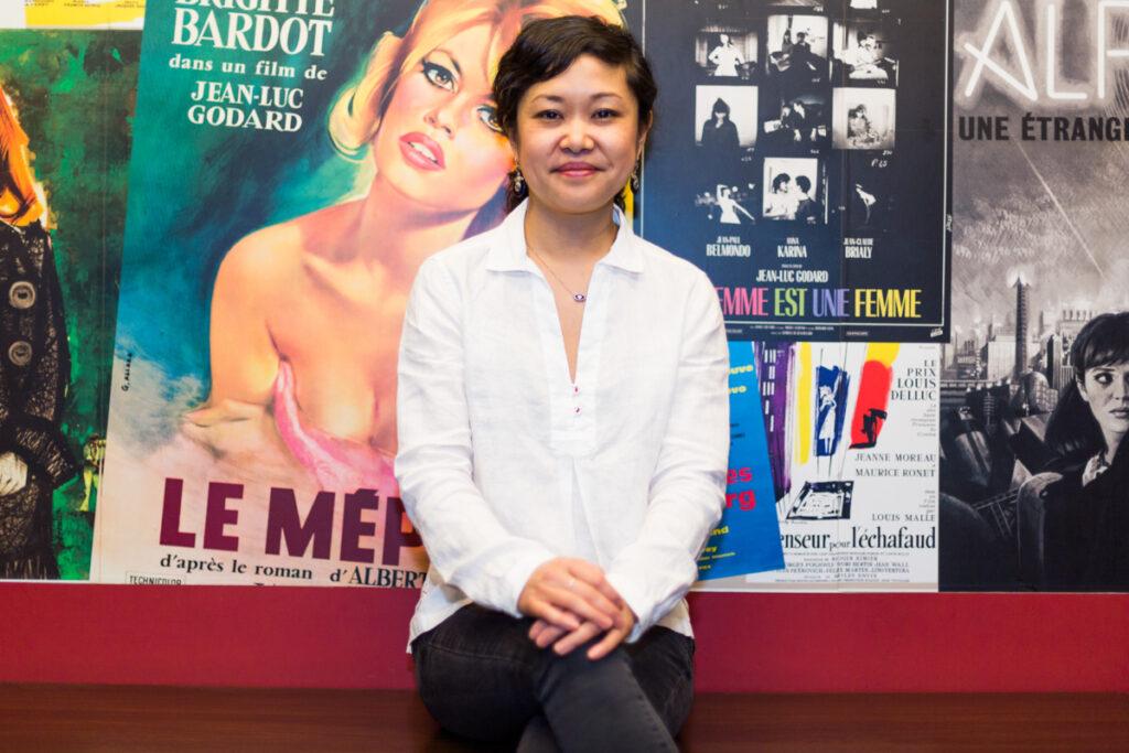 Yuki Kokubo é a diretora do documentário Kasamayaki