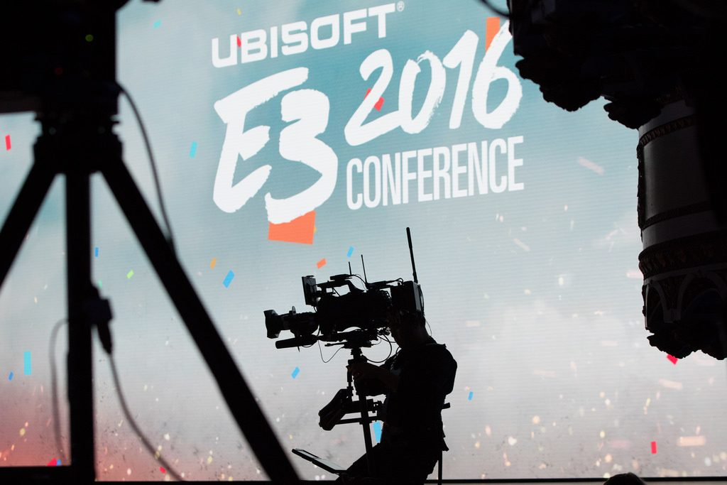 Conferência da Ubisoft na E3 2016