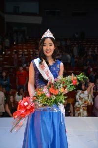 Miss Nikkei Paraguai 2016, Yuri Maehara