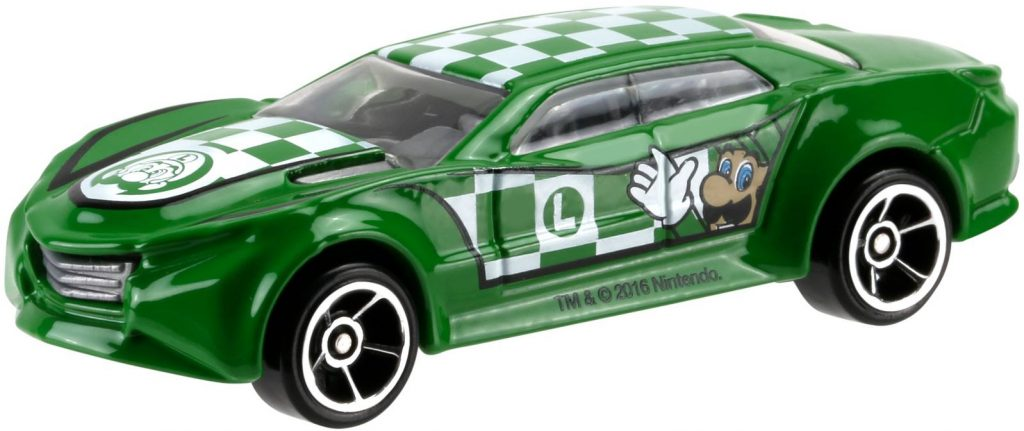 Modelo Ryura LX para o Luigi