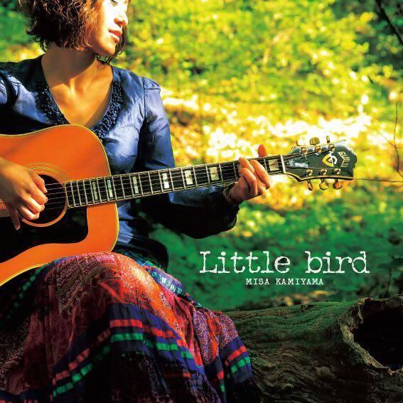 Little Bird é o novo CD da cantora Misa Kamiyama