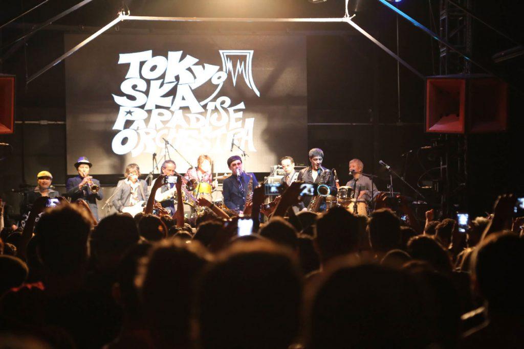 Tokyo Ska Paradise Orchestra em São Paulo