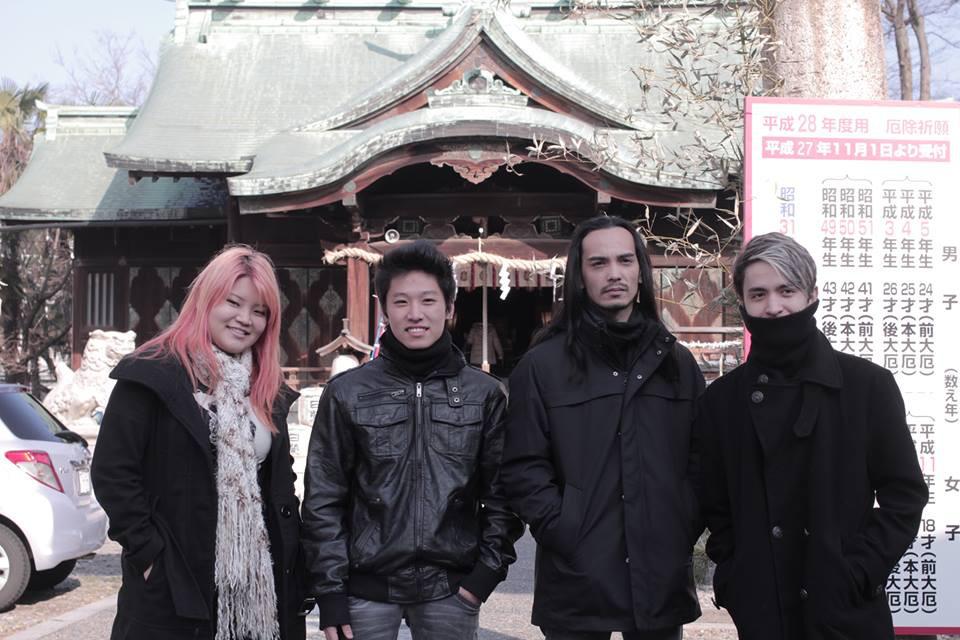 Imagem da segunda viagem ao Japão.