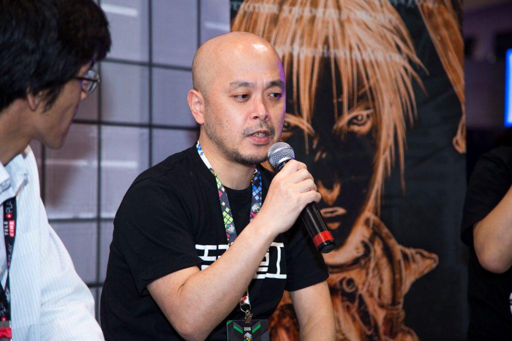Tsutomu Nihei conta curiosidades das suas obras