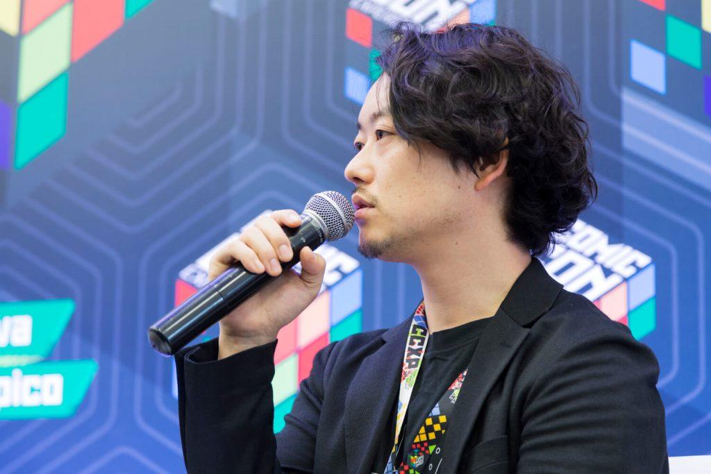 Yamazaki é responsável pela produção dos animes de Knights of Sidonia e Blame!